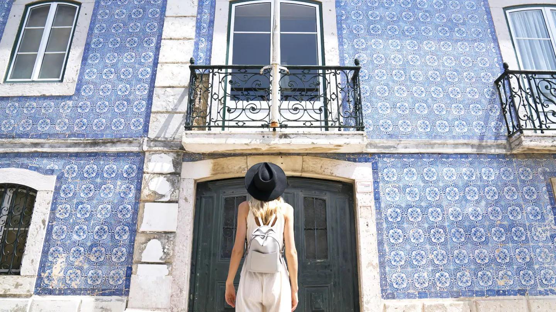 portugalija lisabon porto azulejos hrana vino plaza