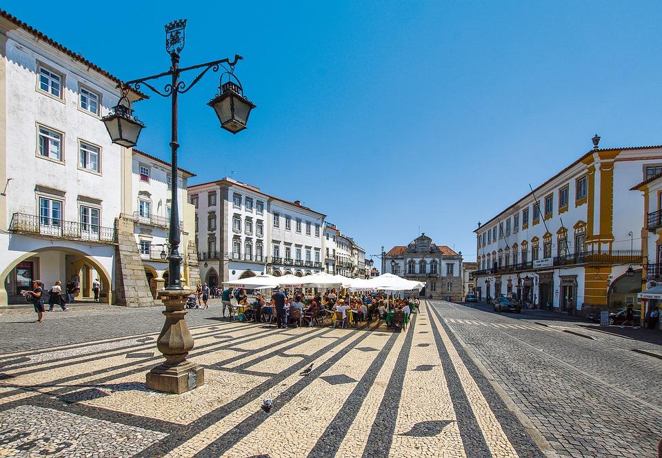 evora alentejo portugalija hrana vino